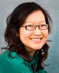 Helen Hong hi-rez teal headshot